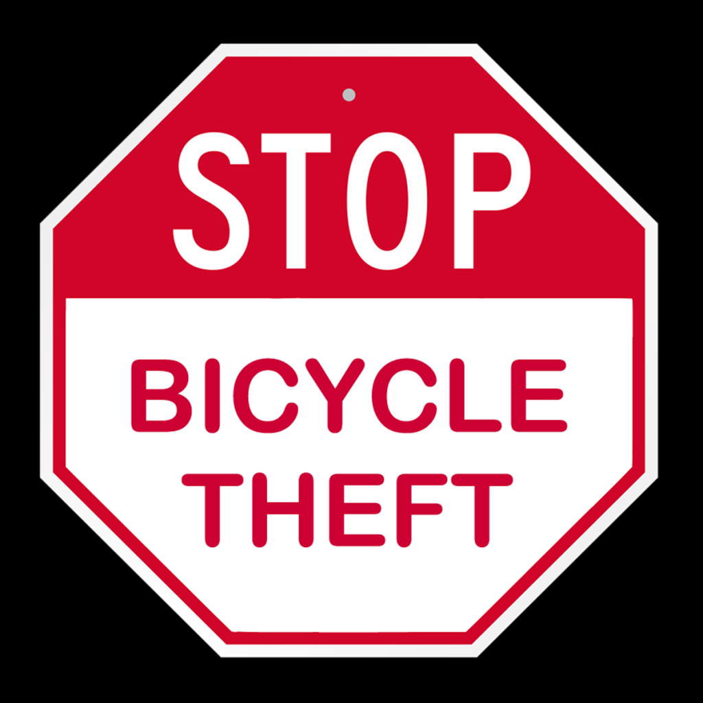 Stop Bicycle Theft
