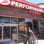 My Awesome Woman Bike Mechanic at Performance Bicycle
