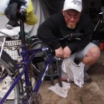 bike shock repair