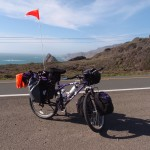 bicycle touring setup full