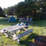 Manchester State Beach Camping
