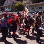 Fool's Day Parade Band
